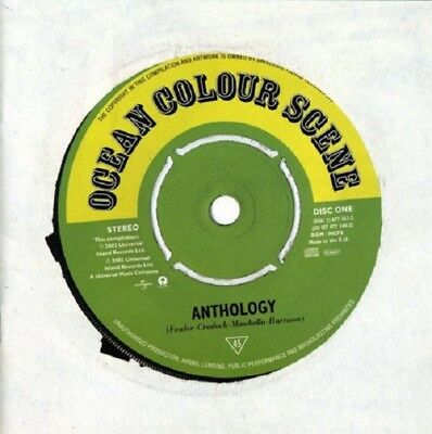 Ocean Colour Scene Anthology 2-CD The Day We Caught The Train/Riverboat Song+
