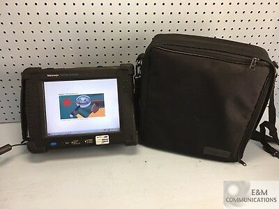 Y350C Tektronix Nettek Otdr Analyzer With Options 38 88