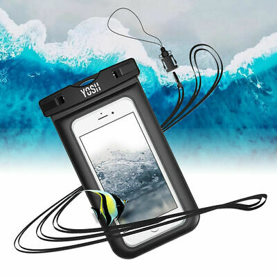 YOSH Underwater Waterproof Phone Case Dust proof Dry Bag Pouch For iPhone 7 8 X