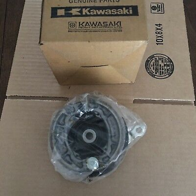 Kawasaki Kx 80 Front Wheel Brake Drum Assembly 41035 1037