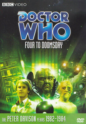 Doctor Who - Four To Doomsday (Peter Davison) (1982-1984) (Story - 118) (Dvd)