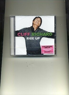 Cliff Richard - Rise Up - New Cd!!