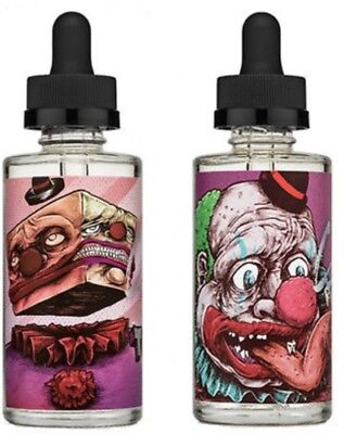 Bad Drip Labs Clown TWISTY 30ml Authentic Sealed SIX LEVEL