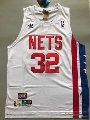 competitive price 7afee 2b0ff ABA NEW YORK Nets Julius Erving Throwback Swingman Jersey ...