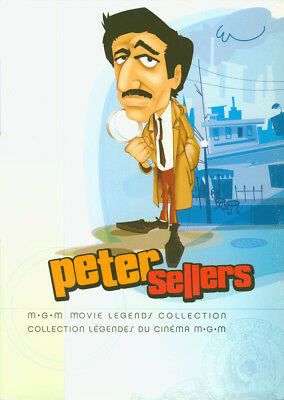 Peter Sellers Collection (Bilingual) (Boxset) (Dvd)