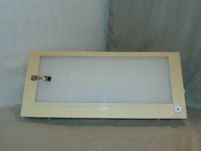 Vintage Clive Craig Co. Desk Wall Dental X-ray Lighted Viewer Working Condition