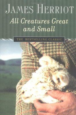 All Creatures Great and Small by Herriot, James Book The Fast Free Shipping