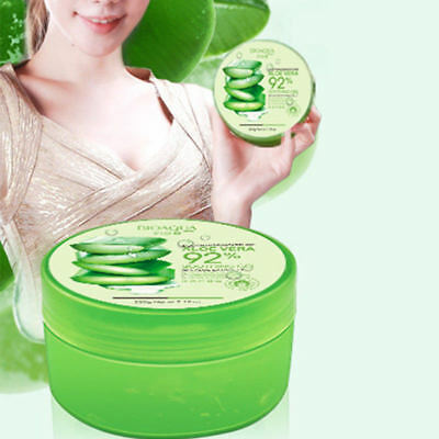 Face Skin Aloe Vera 92% Soothing Deep Gel Nature Beauty Cream Care Gel #SI