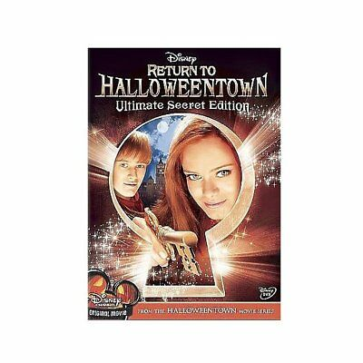 Return To Halloweentown (Ultimate Secret Edition), Neu DVD