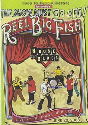 Reel Big Fish: Live At The House Of Blues [DVD] -  CD ADVG The Fast Free