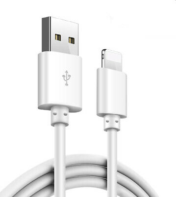 USB Cable For Original Genuine OEM Apple iPhone X 8 7 6 S Plus Lightning Charger