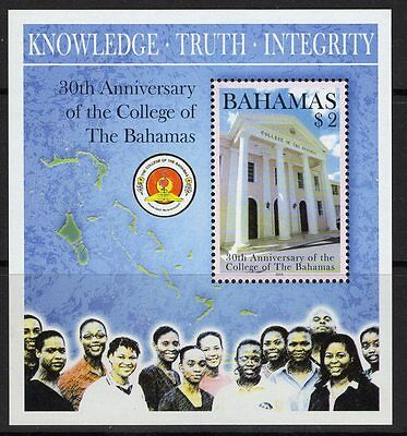 Bahamas Sgms1402 2005 College Of The Bahamas Mnh