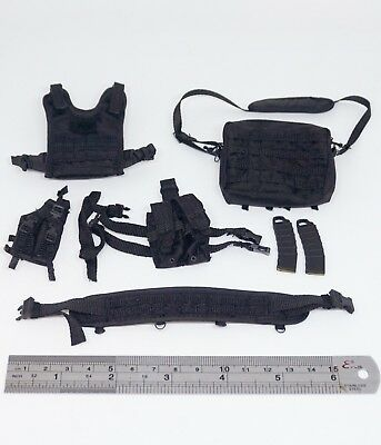 T28-15 1//6 Scale HOT ZCWO Holster /& Pouch Set TOYS C