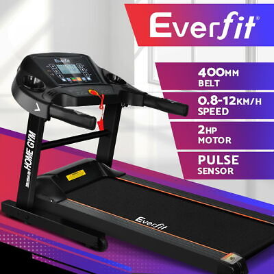 Everfit Electric Treadmill Auto Incline Home Gym Exercise Fitness Machine