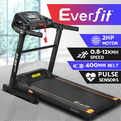 Everfit Electric Treadmill Home Gym Exercise Fitness Machine Running Equipment