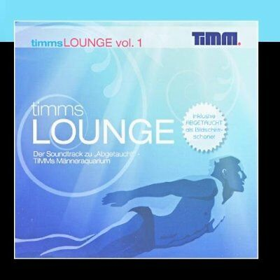 Timms Lounge Vol. 1 Various Artists CD