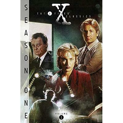 X-Files Classics: Season One Volume 1 (X-Files Classics - Hardcover NEW Val Maye