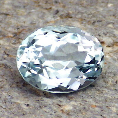 UNTREATED BLUE TOPAZ-NAMIBIA 5.05Ct FLAWLESS-PERFECT CUT BY IAN-FOR TOP JEWELRY
