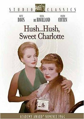 Hush...hush, Sweet Charlotte (1964) New Dvd