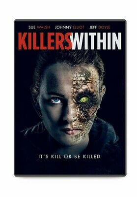 Killers Within [New DVD] Ac-3/Dolby Digital, Dolby, Subtitled, Widescreen