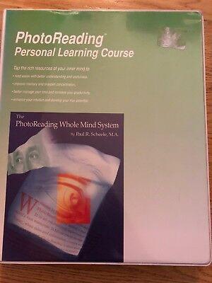 PhotoReading Personal Learning Course - Speed Learning/Reading Course
