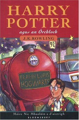 Harry Potter agus an �rchloch / Harry Potter and the... by J.K. Rowling Hardback