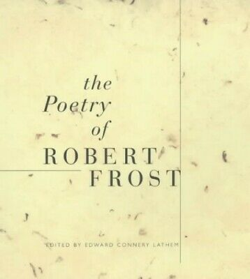 The Poetry by Frost, Robert Hardback Book The Cheap Fast Free Post