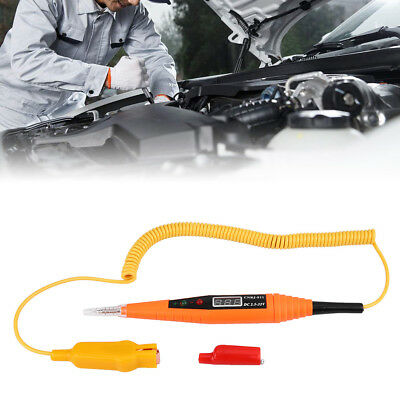 2.5-32V Car LCD Digital Circuit Tester Pencil Electrical Diagnostic Tool Testing