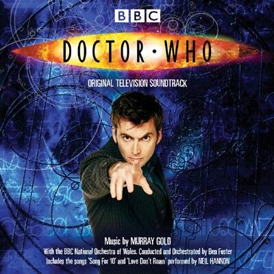 Doctor Who Original Music from Series One & Two, 0738572122423