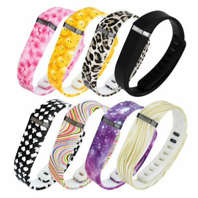 Replacement Wristband for Fitbit Flex Tracker Bracelet Soft Band Strap UK Stock