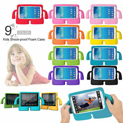 Kids Handle Rugged Shockproof Case Cover For Samsung Galaxy Tab A/E/3/4 7.0 10.1