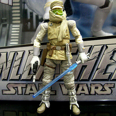 STAR WARS the vintage collection LUKE SKYWALKER hoth outfit ESB VC95
