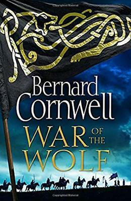 War Of The Wolf - Bernard Cornwell Hardcover *BRAND NEW* Free Express Delivery