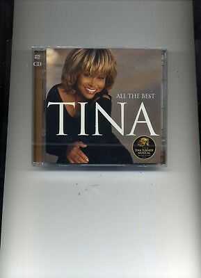 Tina Turner - All The Best - 2 Cds - New!!