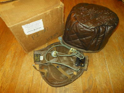 WW2 US Army / Navy Norden Bombsight - FLIGHT GYROSCOPE HEATED COVER - NOS - RARE