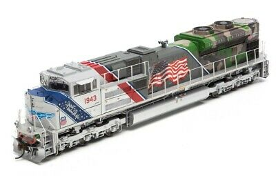 Athearn ATHG19430 HO SD70ACe UP/Spirit of UP #1943 Locomotive