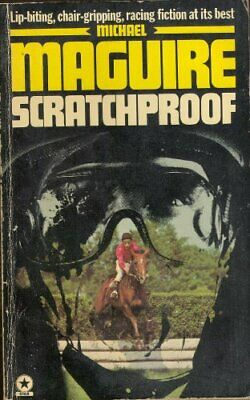 Scratchproof by Maguire, Michael Paperback Book The Cheap Fast Free Post