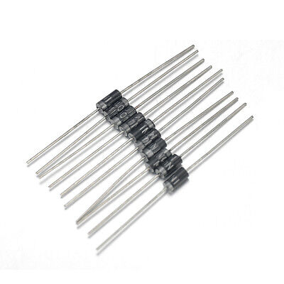 100PCS 1N4007 4007 1A 1000V DO-41 High quality Rectifier Diode IN4007
