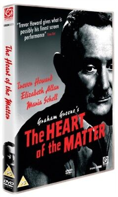 The Heart Of The Matter [DVD] [1953]