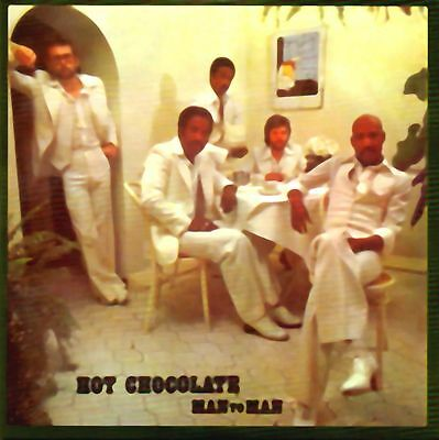*NEW* CD Album Hot Chocolate - Man to Man (LP Style Card Case)