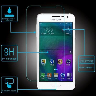 6X Tempered Glass Screen Protector For Samsung Galaxy J5 J6 J8 A6 A8 Plus 2018