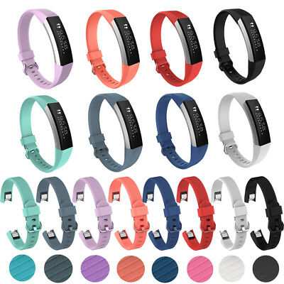 For Fitbit Alta HR Sport Secure Strap Wristband Buckle Bracelet Watch Wrist Band