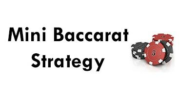 Baccarat Winning System ——( Never Lose)—-(No Guess Work)