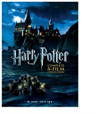 Harry Potter:comp Coll Years 1-7 Dvd New