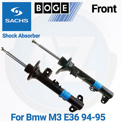 For Bmw M3 E36 94-95 Sachs Front Left Right Shock Shocker Absorber
