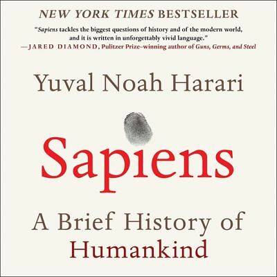 Sapiens: A Brief History of Humankind [Audiobook]
