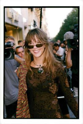 Sophie Marceau at the premiere of Stanley Kubrick's Eyes wide shut with Tom Crui