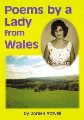 Poems by a Lady from Wales by Doreen Attwell Book The Cheap Fast Free Post