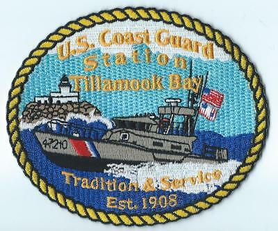 Us Coast Guard Station Tillamook Bay Patch