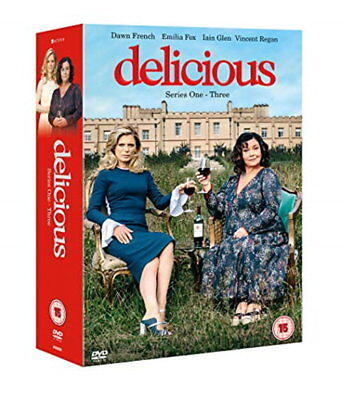 Delicious Series 1-3 Complete Box Set [DVD] [New DVD]
